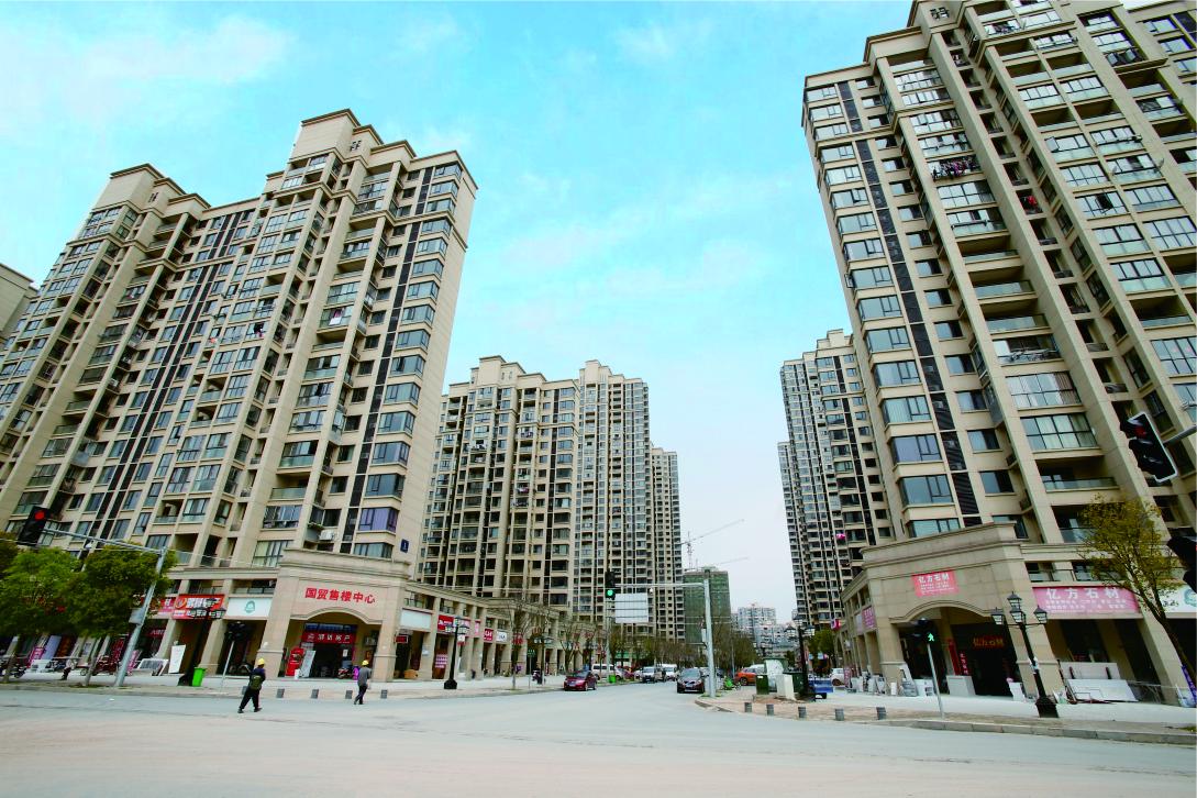 南昌市国贸天琴湾东西区供配电工程