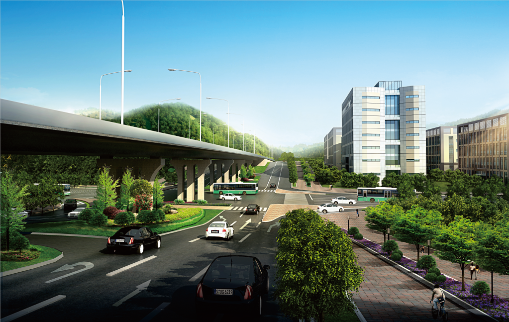 景德镇市景东大道二期建设工程