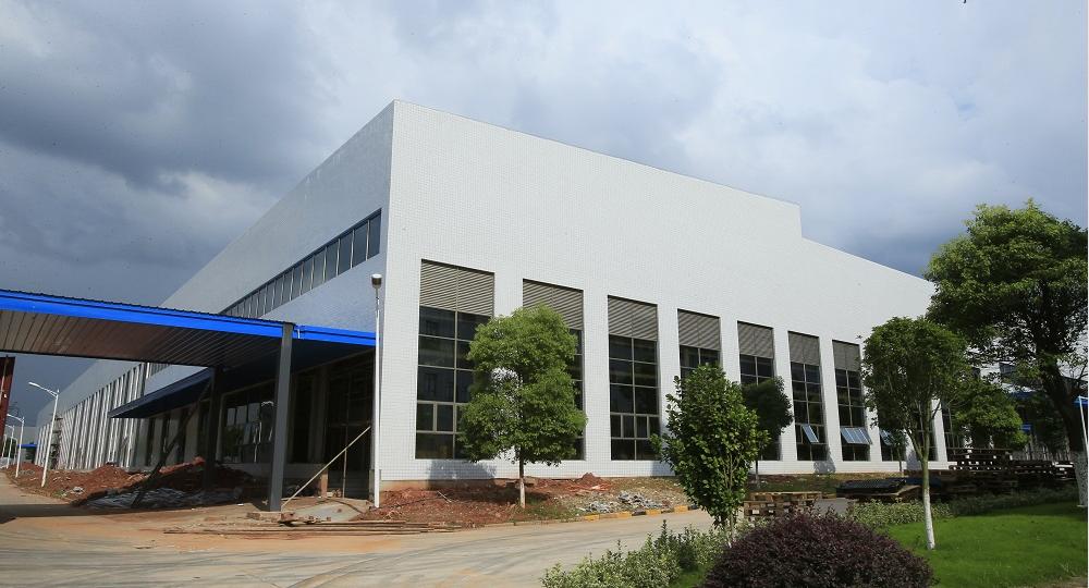 银河表记江西工业园二期厂房Maxbet万博