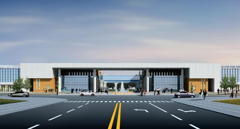 贵州市大兴高新科技产业开发区EPC(科技孵化中心配套基础设施建设Maxbet万博)