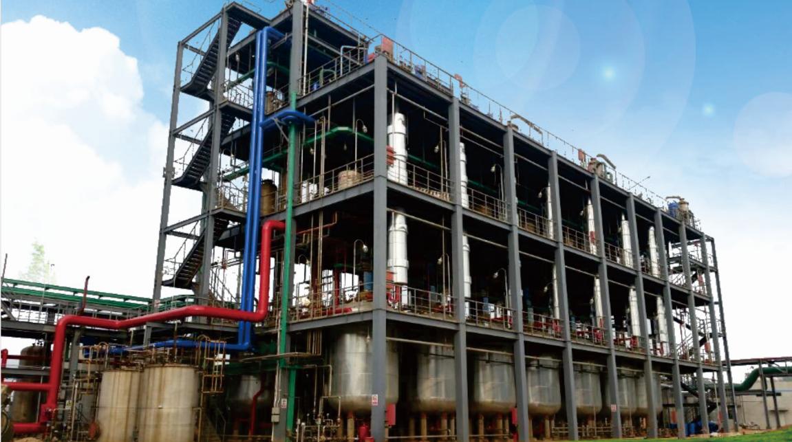 武藏野化学有限公司宜春发酵车间、预处理