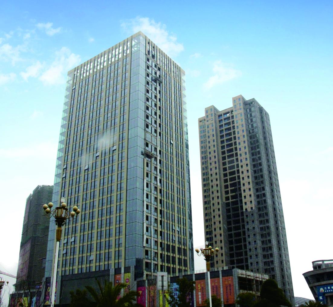 绿地ICC九江大都会城市综合体项目Maxbet万博