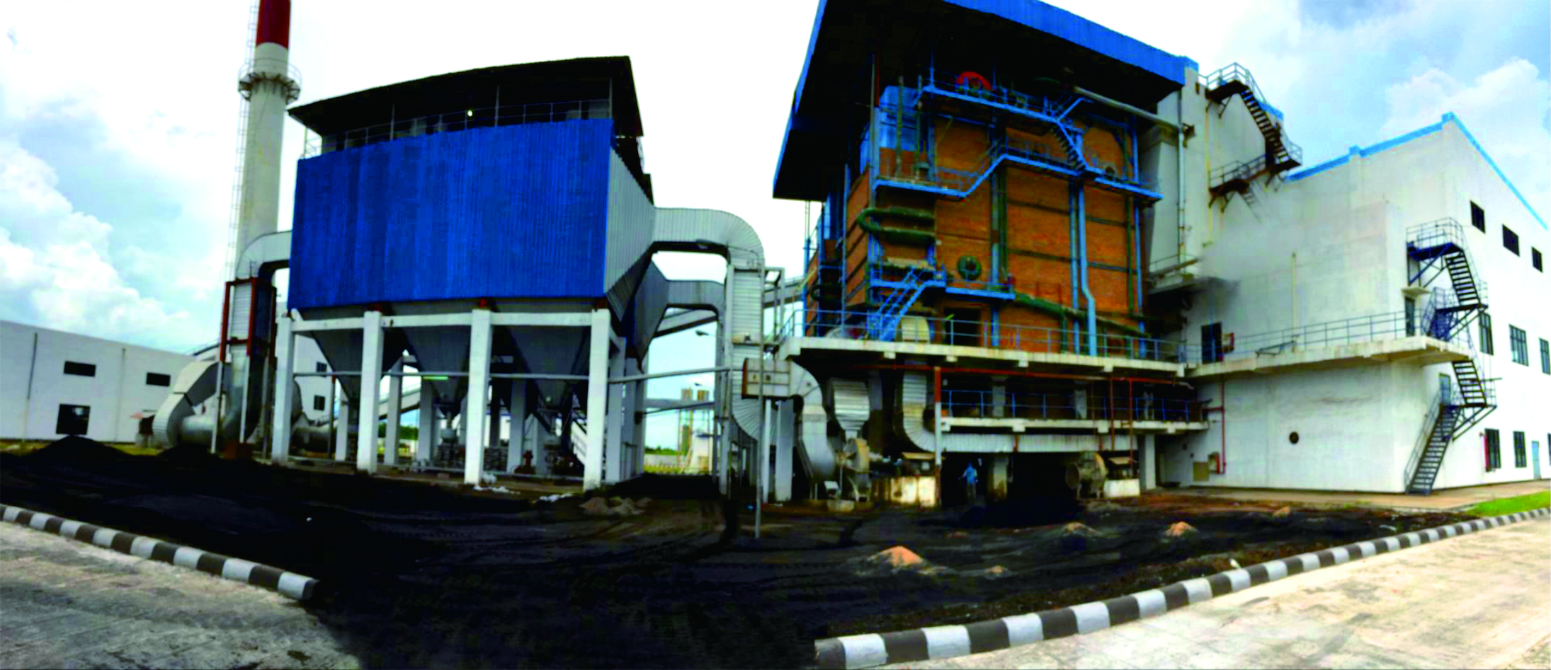 印尼WAYABUNG 2×6MW与JAMBI 1×6MW热电厂工程